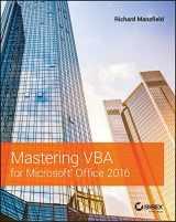 9781119225386-1119225388-Mastering VBA for Microsoft Office 2016