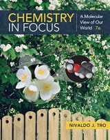9781337399692-1337399698-Chemistry in Focus: A Molecular View of Our World