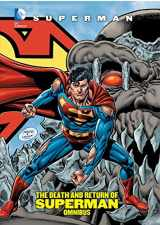 9781401238643-1401238645-Superman: The Death and Return of Superman Omnibus