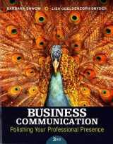 9780133863307-0133863301-Business Communication