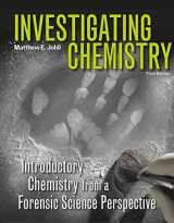 9781429255226-1429255226-Investigating Chemistry: Introductory Chemistry From A Forensic Science Perspective