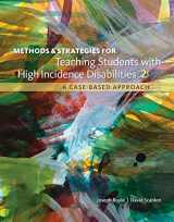 9781337566148-1337566144-Methods and Strategies for Teaching Students with High Incidence Disabilities