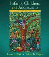 9780134130149-0134130146-Infants, Children, and Adolescents Plus NEW MyLab Human Development with Pearson eText Valuepack Access Card -- Access Card Package (8th Edition) ... and Adolescents Series, 8th Edition)