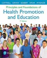 9780134517650-0134517652-Principles and Foundations of Health Promotion and Education (A Spectrum book)