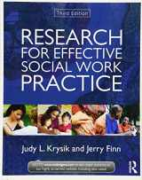 9780415519861-0415519861-Research for Effective Social Work Practice (New Directions in Social Work)