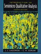 9780130462169-0130462160-Introduction to Semimicro Qualitative Analysis (8th Edition)