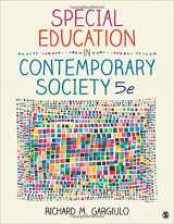 9781452216775-1452216770-Special Education in Contemporary Society: An Introduction to Exceptionality