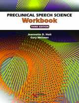 9781635500639-163550063X-Preclinical Speech Science Workbook, Third Edition