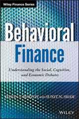 9781118300190-111830019X-Behavioral Finance: Understanding the Social, Cognitive, and Economic Debates