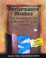 9780757545405-0757545408-Performance Studies: The Interpretation of Aesthetic Texts
