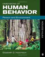 9781483303918-1483303918-Dimensions of Human Behavior: Person and Environment