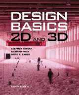 9780495909972-0495909971-Design Basics: 2D and 3D (with CourseMate Printed Access Card)