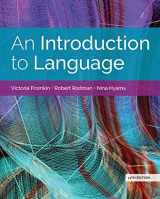 9781337559577-1337559571-An Introduction to Language