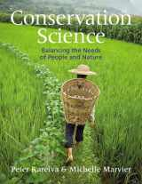 9781936221066-1936221063-Conservation Science: Balancing the Needs of People and Nature