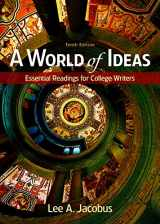 9781319047405-1319047408-A World of Ideas: Essential Readings for College Writers