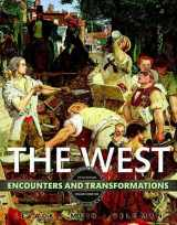 9780134260297-0134260295-The West: Encounters & Transformations, Volume 2 (5th Edition)