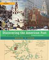 9781305630420-1305630424-Discovering the American Past: A Look at the Evidence, Volume I: To 1877