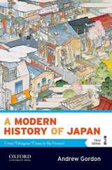 9780199930159-0199930155-A Modern History of Japan: From Tokugawa Times to the Present