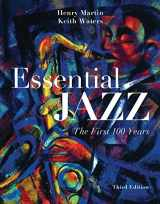 9781133964407-1133964400-Essential Jazz (with CourseMate Printed Access Card and Download Card for 2-CD Set Printed Access Card)