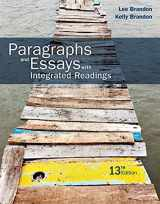 9781305654181-1305654188-Paragraphs and Essays: With Integrated Readings