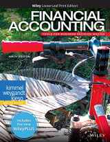 9781119598305-1119598303-Financial Accounting: Tools for Business Decision Making, 9e WileyPLUS Card with Loose-Leaf Set