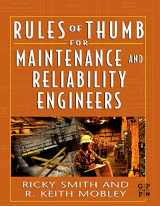 9780750678629-0750678623-Rules of Thumb for Maintenance and Reliability Engineers