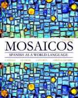9780205255405-020525540X-Mosaicos: Spanish as a World Language (6th Edition) - Standalone book