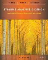 9781118804674-1118804678-Systems Analysis and Design: An Object-Oriented Approach with UML