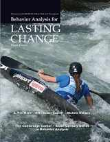 9781597380850-1597380857-Behavior Analysis for Lasting Change 4/E