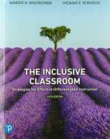 9780134995717-0134995716-The Inclusive Classroom: Strategies for Effective Differentiated Instruction plus MyLab Education with Pearson eText -- Access Card Package (Myeducationlab)