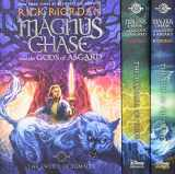 9781484767375-1484767373-Magnus Chase and the Gods of Asgard Hardcover Boxed Set