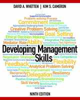 9780133254228-0133254224-Developing Management Skills Plus MyLab Management with Pearson eText -- Access Card Package (9th Edition)