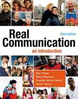 9781457662928-1457662922-Real Communication: An Introduction