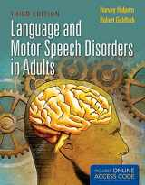 9781449652678-1449652670-Language and Motor Speech Disorders in Adults (Pro-ed Studies in Communicative Disorders)
