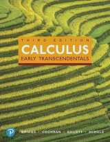 9780134995991-0134995996-Calculus: Early Transcendentals and MyLab Math with Pearson eText -- 24-Month Access Card Package (3rd Edition) (Briggs, Cochran, Gillett & Schulz, Calculus Series)