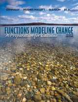 9780470484746-0470484748-Functions Modeling Change: A Preparation for Calculus, 4th Edition