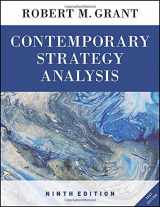 9781119120834-1119120837-Contemporary Strategy Analysis Text Only