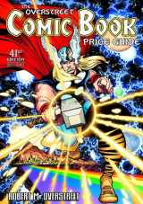 9781603601313-1603601317-Overstreet Comic Book Price Guide Volume 41 (Official Overstreet Comic Book Price Guide)