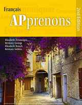 9781938026898-1938026896-APprenons, 2nd Edition, Softcover