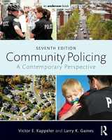 9780323340496-0323340490-Community Policing: A Contemporary Perspective