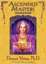 9781401908089-140190808X-Ascended Masters Oracle Cards: 44-Card Deck and guidebook
