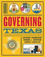 9780393283679-0393283674-Governing Texas (Third Edition)
