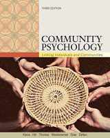 9781111830380-111183038X-Cengage Advantage; Community Psychology: Linking Individuals and Communities (Cengage Advantage Books)