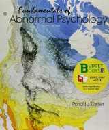 9781319061807-131906180X-Loose-Leaf Version for Fundamentals of Abnormal Psychology 8e & Launchpad for Fundamentals of Abnormal Psychology 8e (6 Month Access)