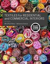 9781501326660-150132666X-Textiles for Residential and Commercial Interiors: Bundle Book + Studio Access Card