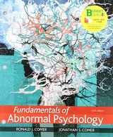 9781319251277-1319251277-Loose-Leaf Version for Fundamentals of Abnormal Psychology & LaunchPad for Fundamentals of Abnormal Psychology (Six-Months Access)