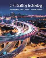 9780134436043-0134436040-Civil Drafting Technology (8th Edition) (What's New in Trades & Technology)