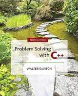 9780134710747-0134710746-Problem Solving with C++ Plus MyLab Programming with Pearson eText -- Access Card Package