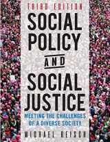 9781516534814-1516534816-Social Policy and Social Justice: Meeting the Challenges of a Diverse Society