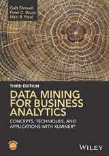 9781118729274-1118729277-Data Mining for Business Analytics: Concepts, Techniques, and Applications with XLMiner